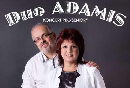 Duo Adamis - koncert pro seniory
