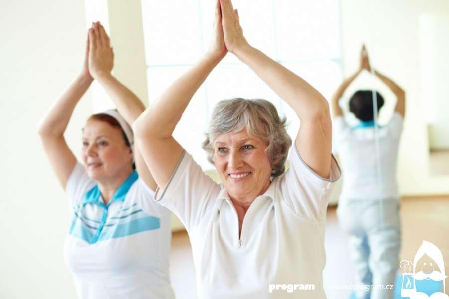 Cvičení nejen pro seniory