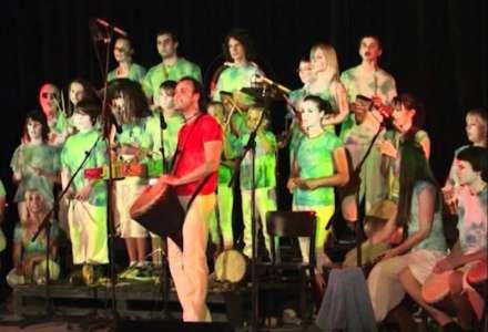 Koncert  bubenického orchestru Boris