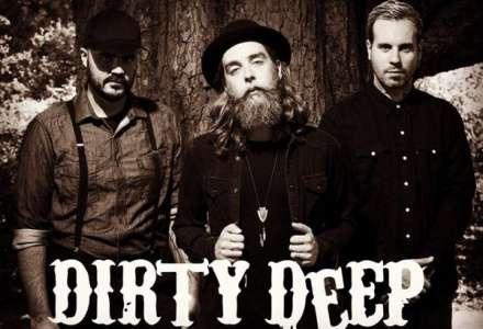 Dirty Deep (Francie) - bluesové trio
