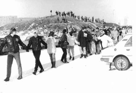Oslavy sametové revoluce po 30 letech