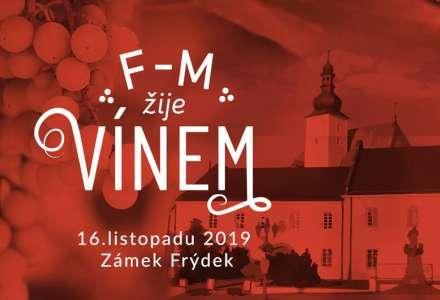 Vinařský festival na zámku ve Frýdku