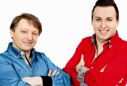Duo Jamaha a host Davide Mattioli