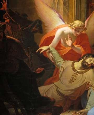 Obraz sv. Václava