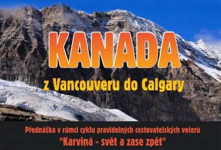 Kanada z Vancouveru do Calgary