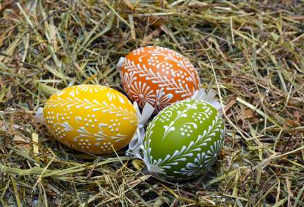 Hradní Velikonoce