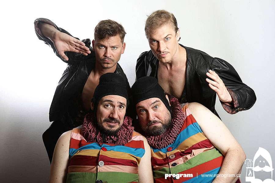 Letní shakespearovské slavnosti: Komedie omylů