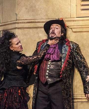 Letní shakespearovské slavnosti: Zkrocení zlé ženy