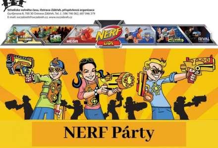 NERF Párty