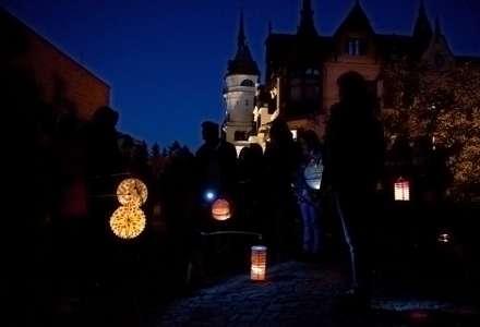 Večerní lampionové prohlídky zoo a zámku Lešná