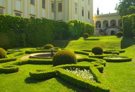 Víkend otevřených zahrad v Podzámecké zahradě