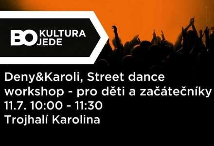 Deny&Karoli - Street dance workshop