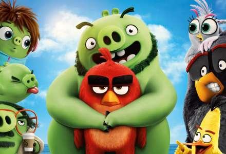 Letní kino pro mládež - Angry Birds ve filmu 2