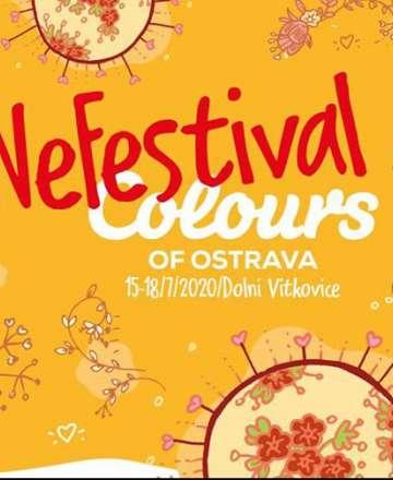 NeFestival Colours of Ostrava 2020