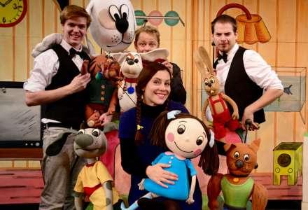 Dětské Divadelní Dovádění: Káťa a Škubánek