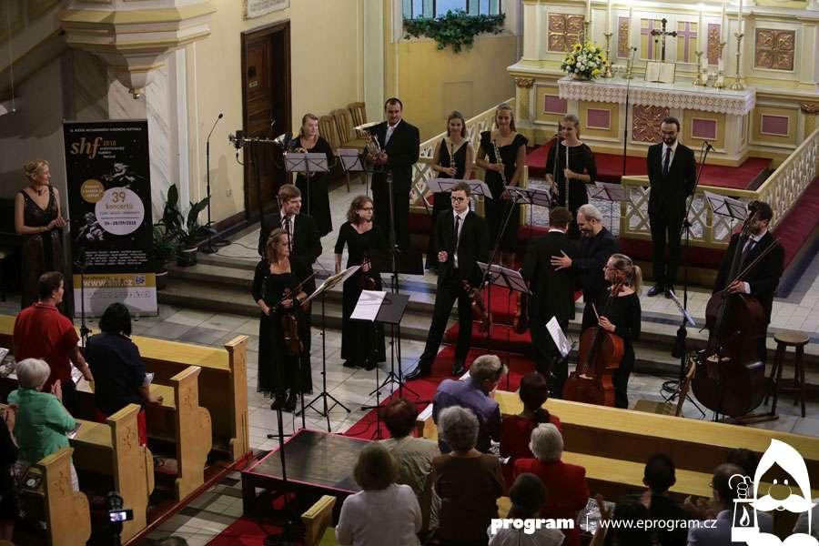 Svatováclavský hudební festival 2020 - Triové sonáty