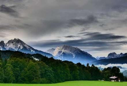 Jiří Kráčalík: Toulání Berchtesgadenskými Alpami