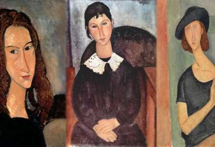 Vizionář Modigliani