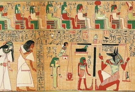 Moudrost a symbolismus starověkého Egypta - on-line kurz