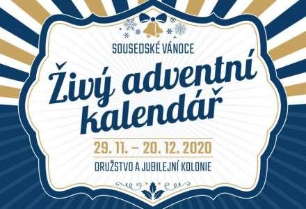 Živý adventní kalendář - Rozsviťte s námi adventní okno