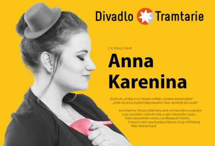 #Kultura on-line: Divadlo Tramtarie - Anna Karenina