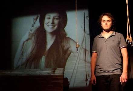 #Kultura on-line: Divadlo Tramtarie - Romance pro křídlovku