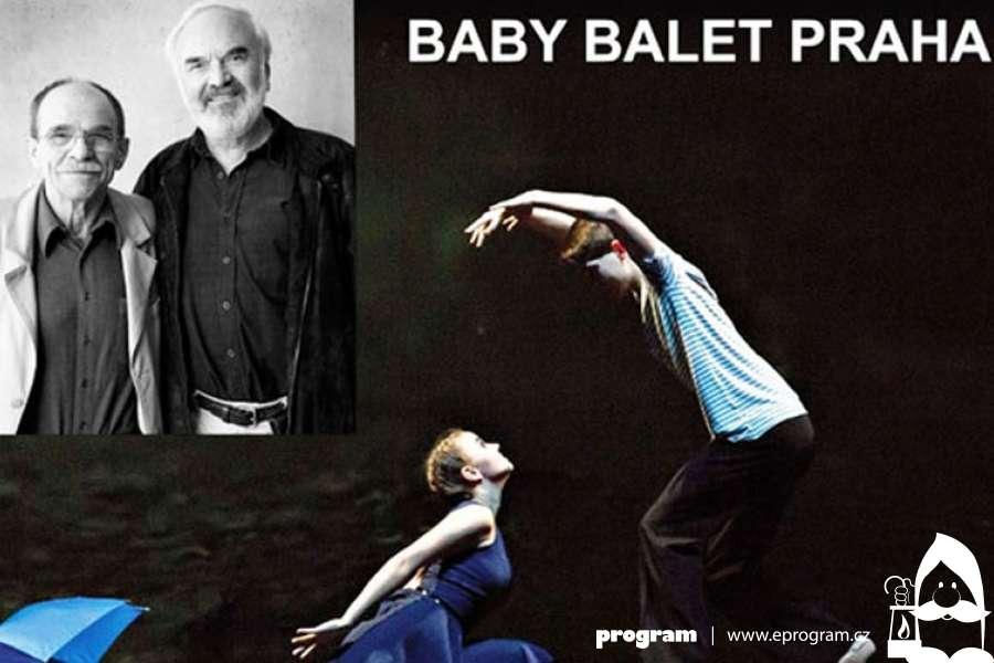 #Kultura on-line: Baby balet Praha - rodinný balet Vítej na světě
