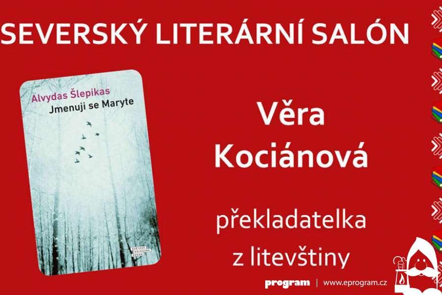 #Kultura on-line: Severský literární salón online - Jmenuji se Maryte