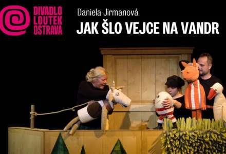 #Kultura on-line: Daniela Jirmanová - Jak šlo vejce na vandr