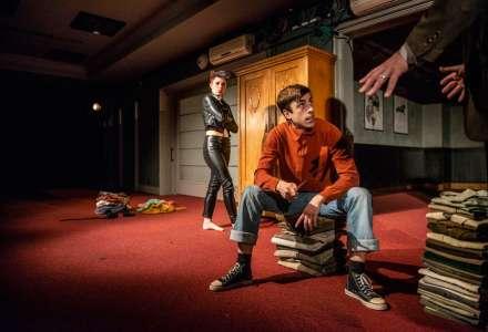 #Kultura on-line: Divadlo v Dlouhé- Mrk