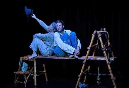 #Kultura on-line: Divadlo Kampa - Škola Malého stromu