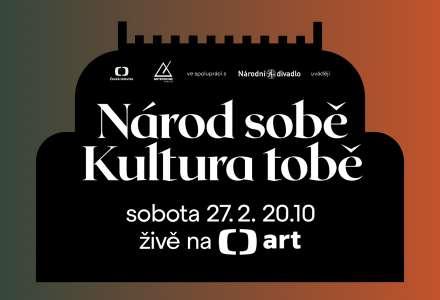 #Kultura on-line: Národní divadlo: Národ sobě - kultura tobě