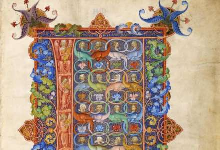 Evangeliář Jana z Opavy - knižní poklad z doby Karla IV.