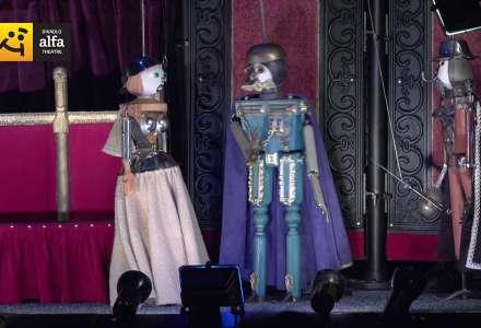#Kultura on-line: Divadlo Alfa - Don Šajn a Johanes Doktor Faust