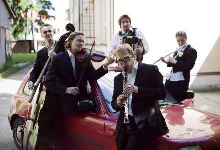#Kultura on-line: Koncert kapely Létající rabín