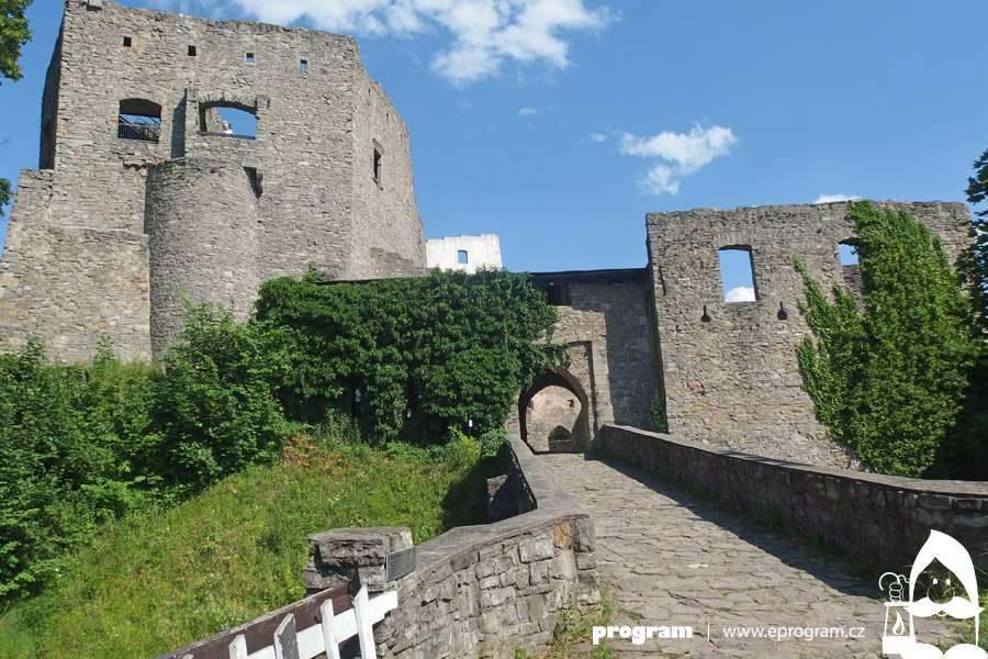 Otevření hradu