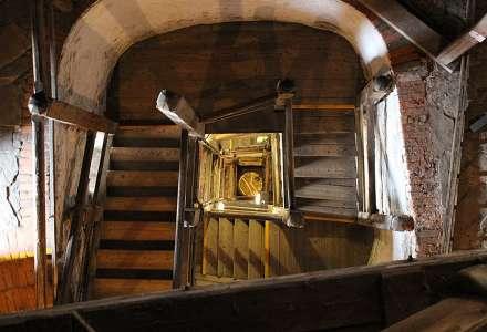 Věž Trúba otevřena