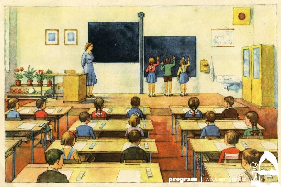 Návrat do školních lavic - výstava