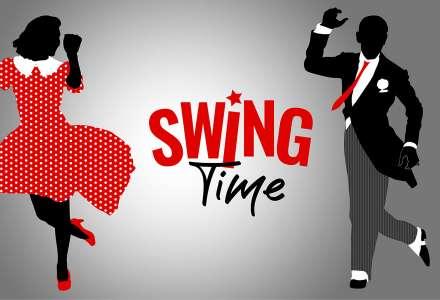 Náš pááááteček – Marie Veliká a Swing kvartet