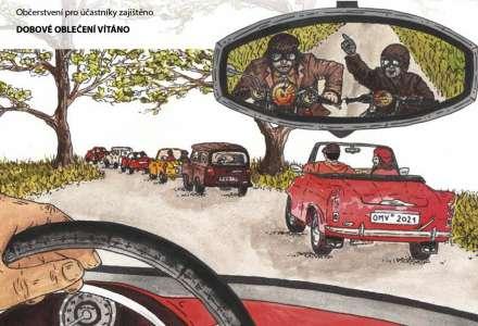 Oldtimer Parade - Spanilá vyjížďka