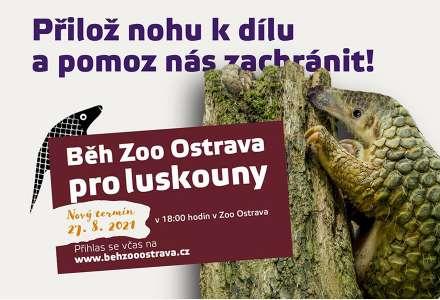 Běh Zoo Ostrava pro luskouny