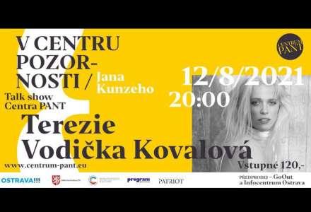 V centru pozornosti: Terezie Vodička Kovalová
