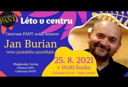 Jan Burian - koncert