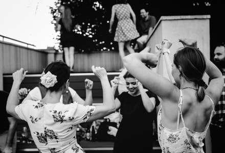 Swingová tančírna s kapelou Swingalia Band