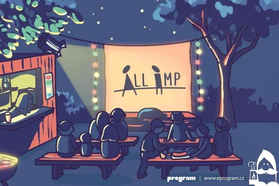 Divadlo improvizace All Imp: Letní improshow