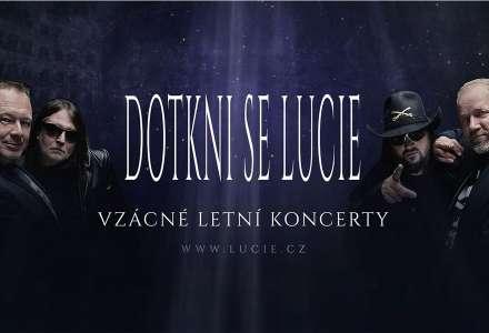 Dotkni se Lucie 2021