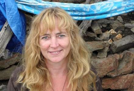 Povídání v Zeleném baru s Alenou Oberfalzerovou