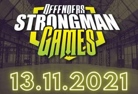 Defenders Strongman Games 2021