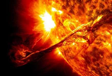 Odhalená tajemství slunečních erupcí