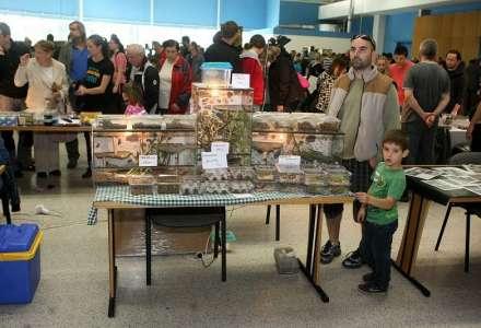 Fauna trhy - chovatelská a pěstitelská burza
